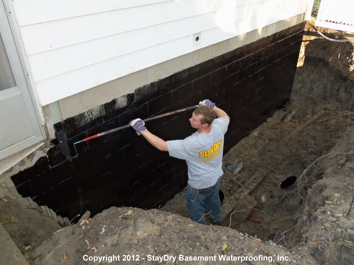 ann arbor basement waterproofing staydry michigan