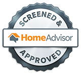 Screened and approved by Home Advisor