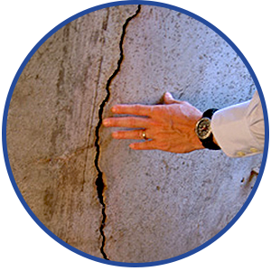 Concrete Crack Repair Injection Services michigan