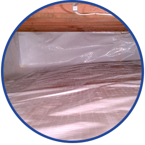 Crawlspace waterproofing michigan