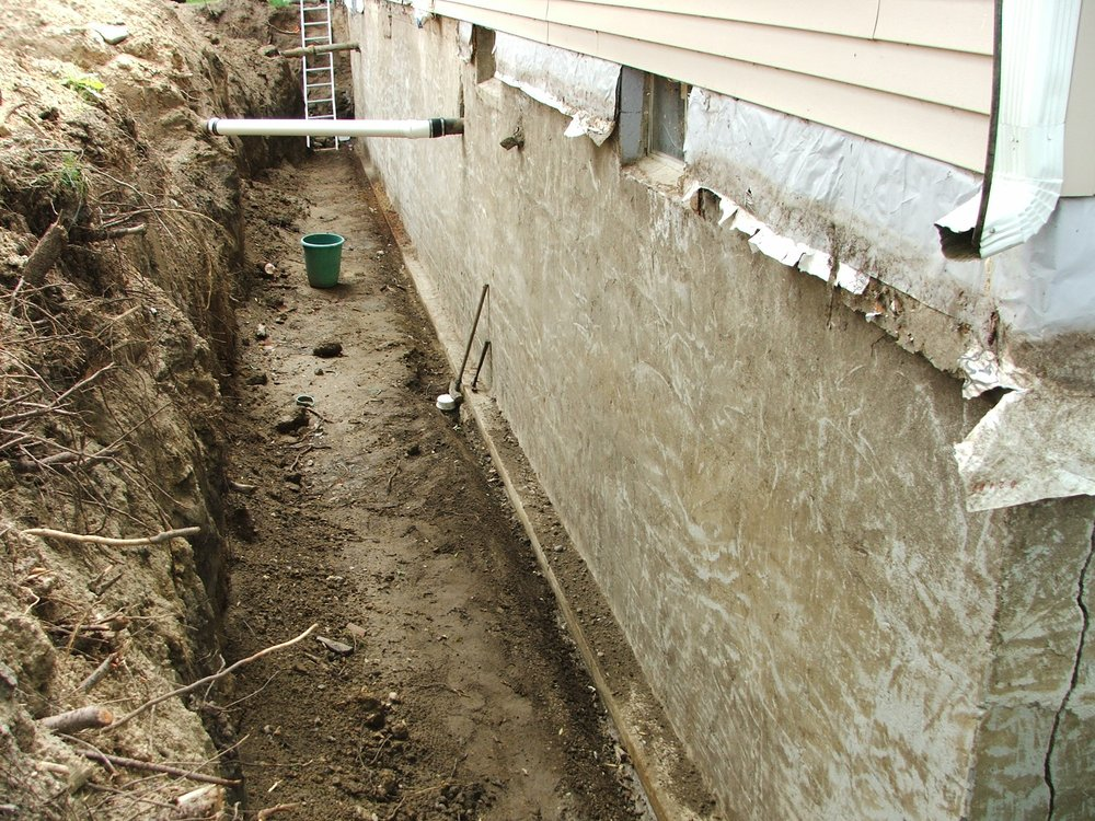 we repair cracked foundations and tackle the toughest problems that