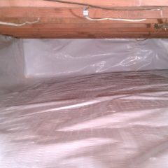 Crawl Space Repair